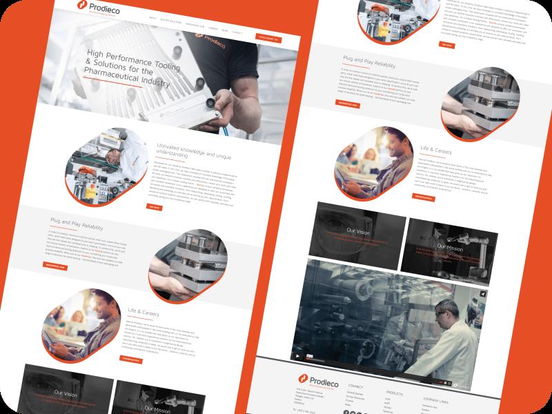 BlueStem - Websites - Prodieco
